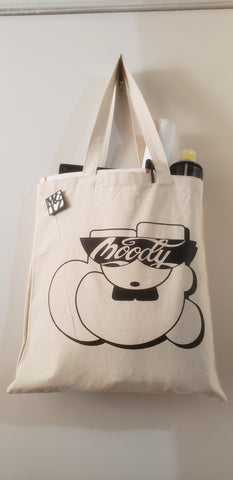 """Moody Cool"" Tote Bag"