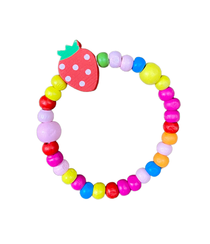 Kids Wooden Bracelet (Ages 3 and above)