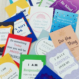 Affirmation cards - Kids(7-12 yrs) FREE SHIPPING