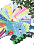 Affirmation cards : 4-7 years FREE SHIPPING