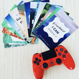 Affirmation cards- Teen boys FREE SHIPPING