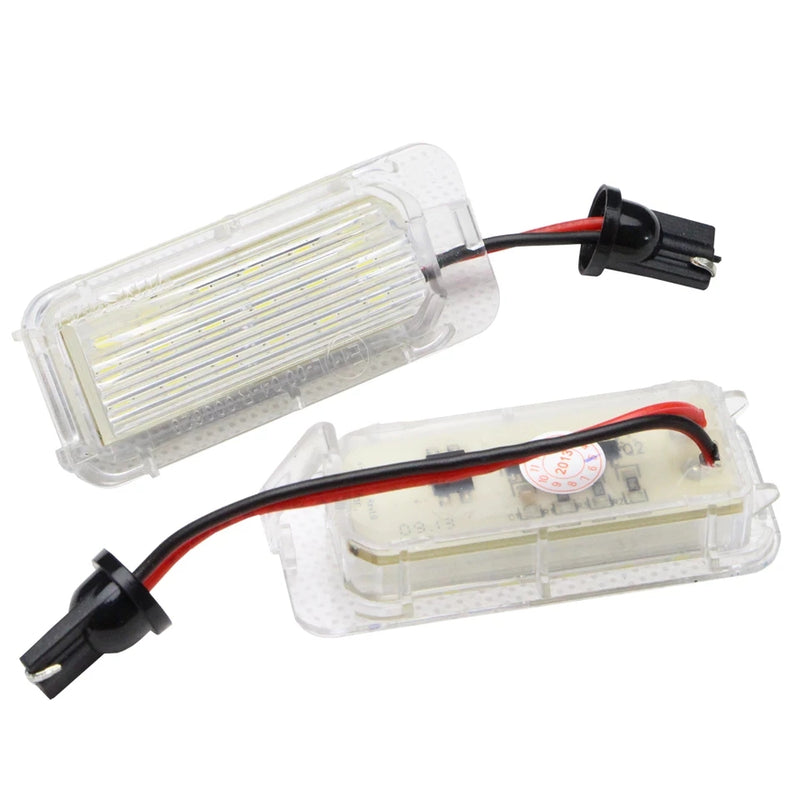 Ford LED Licence Plate Lights units