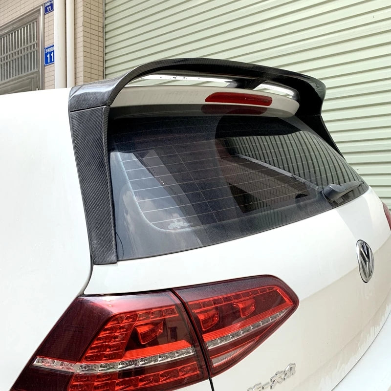 Volkswagen Golf MK7 Clubsport Max style Rear Roof Spoiler