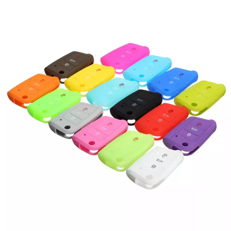 Volkswagen Mk7 style key fob Silicone cover
