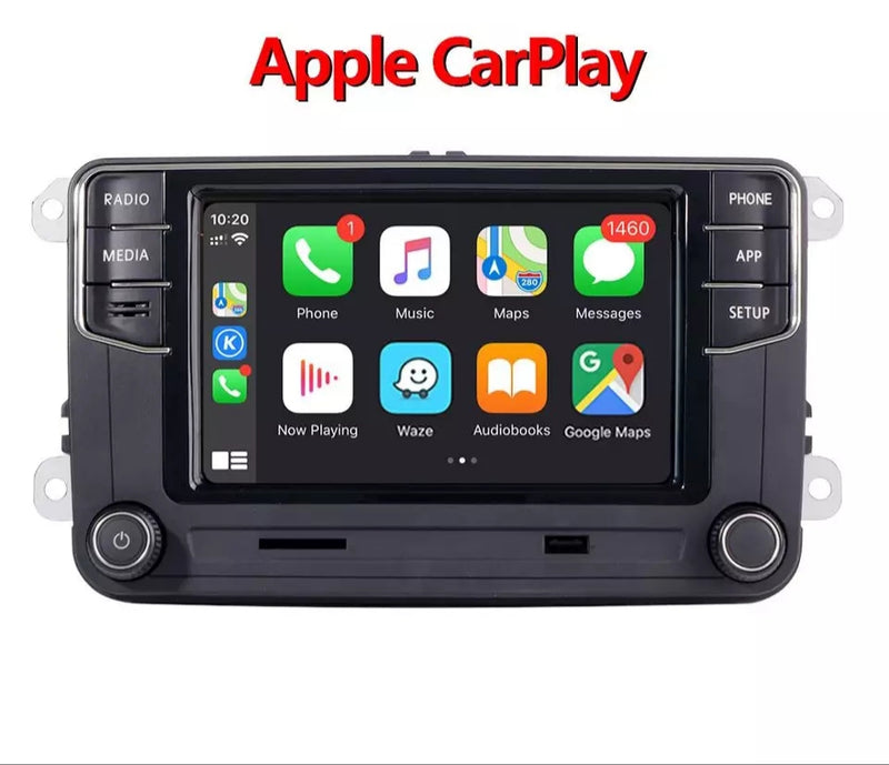 Volkswagen RCD360 Pro Carplay and Anroid auto MIB Radio