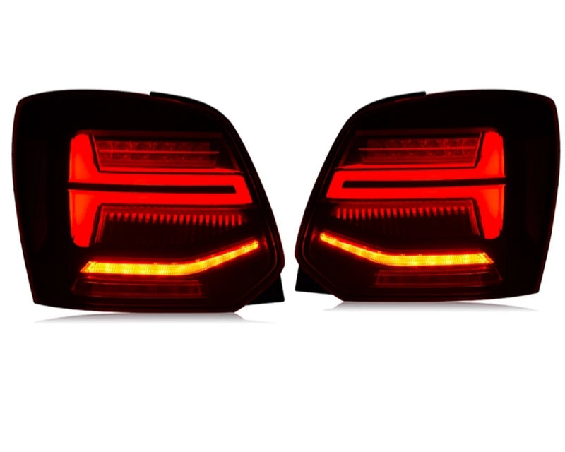 Volkswagen VW Polo 2011-2017 taillight LED Tail