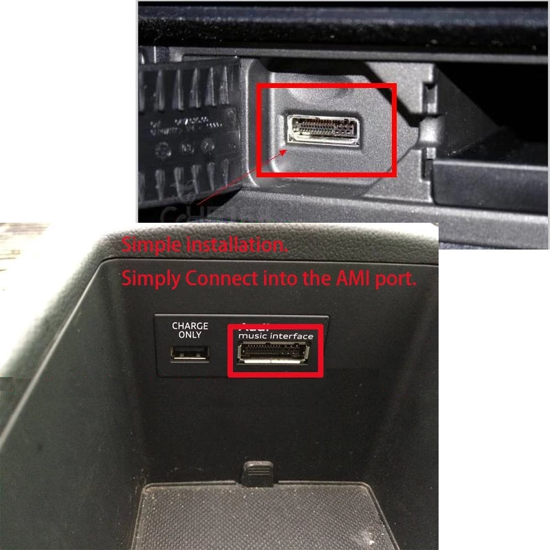 Volkswagen or Audi MMI cable to usb