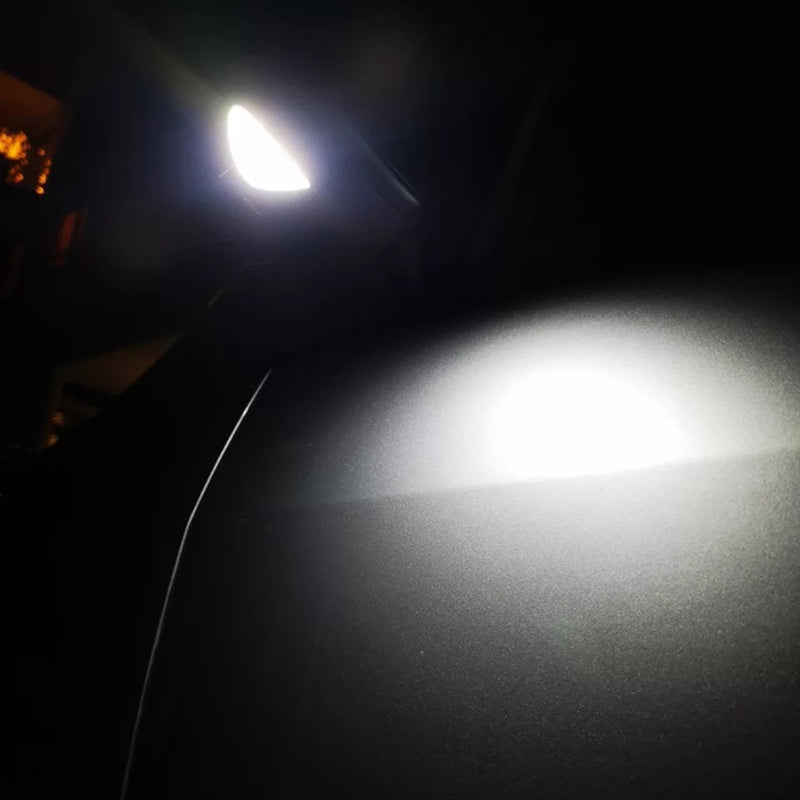 Volkswagen Golf mk6 and Touran Mirror puddle lights