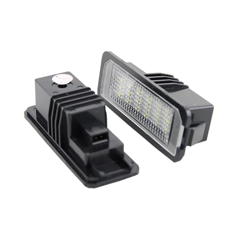 Volkswagen LED Number Licence Plate Lights unit
