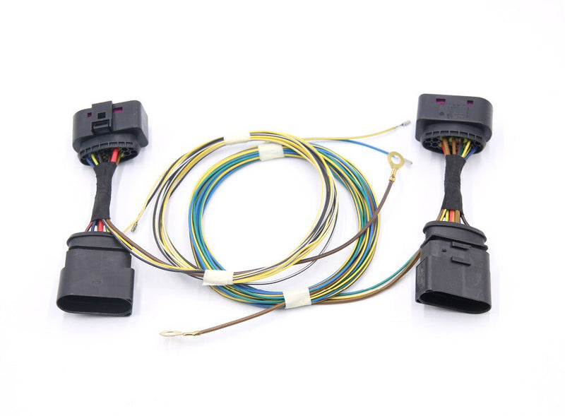 Volkswagen Golf mk6  Halogen to Xenon harness