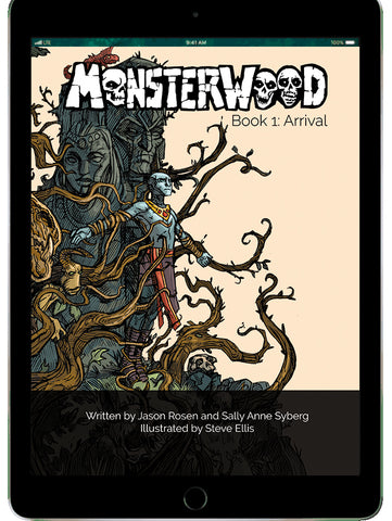 Monsterwood Book One | Arrival – Digital eBook
