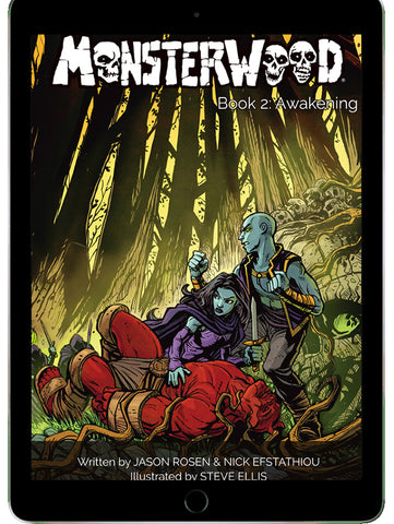 Monsterwood Book Two | Awaking – Digital eBook