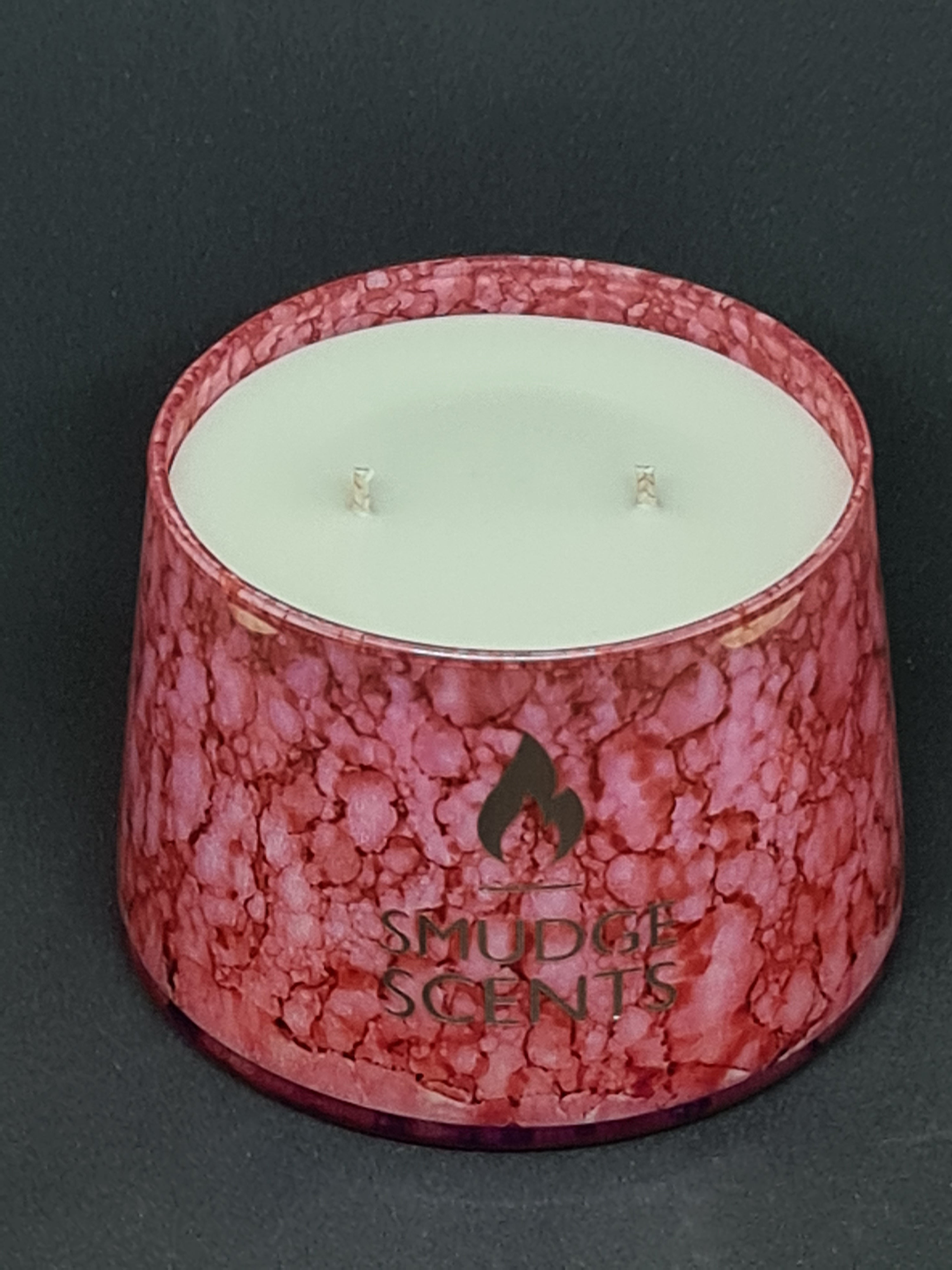 OMG Red 600gm Scented Candle