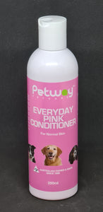 Petway Everyday Pink Dog Conditioner