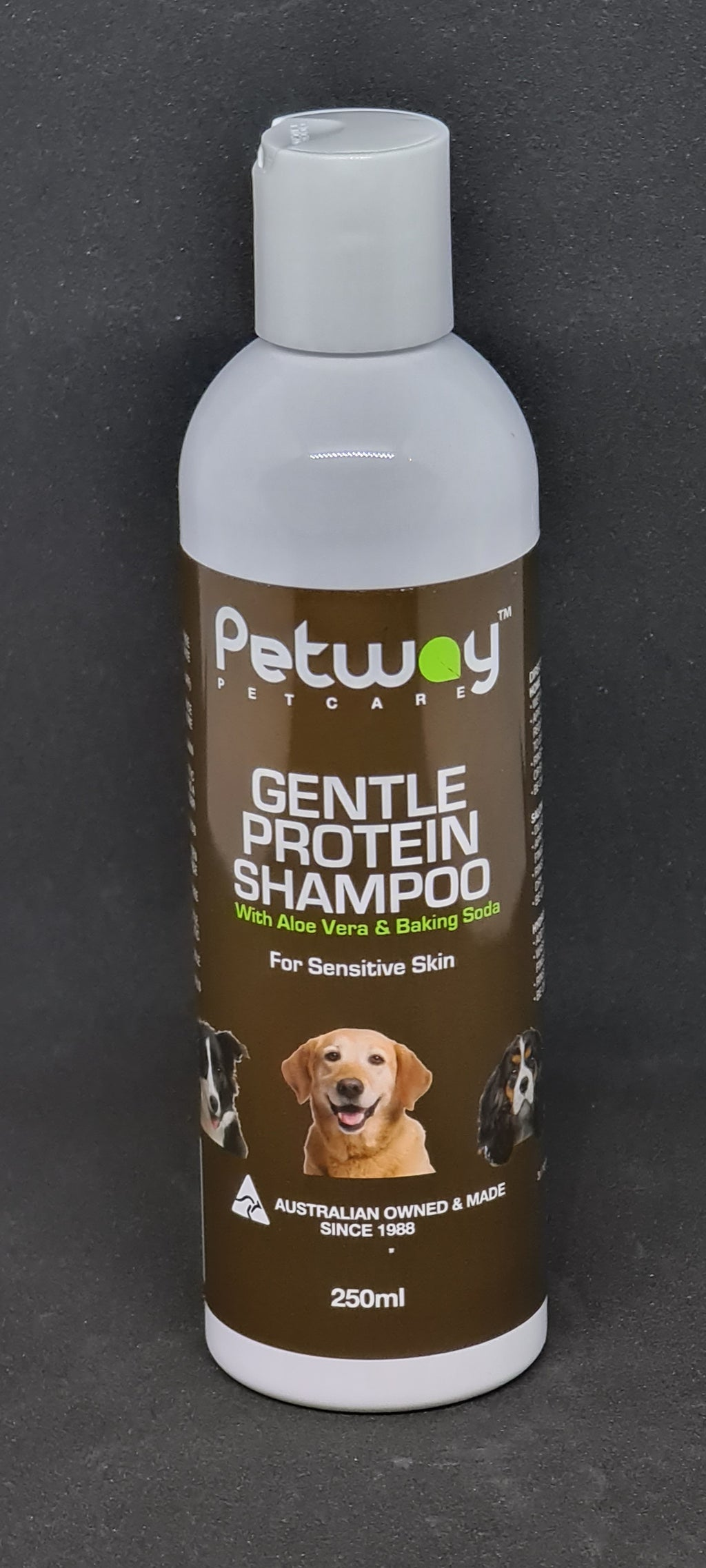 Petway Gentle Protein Dog Shampoo With Aloe Vera & Baking Soda