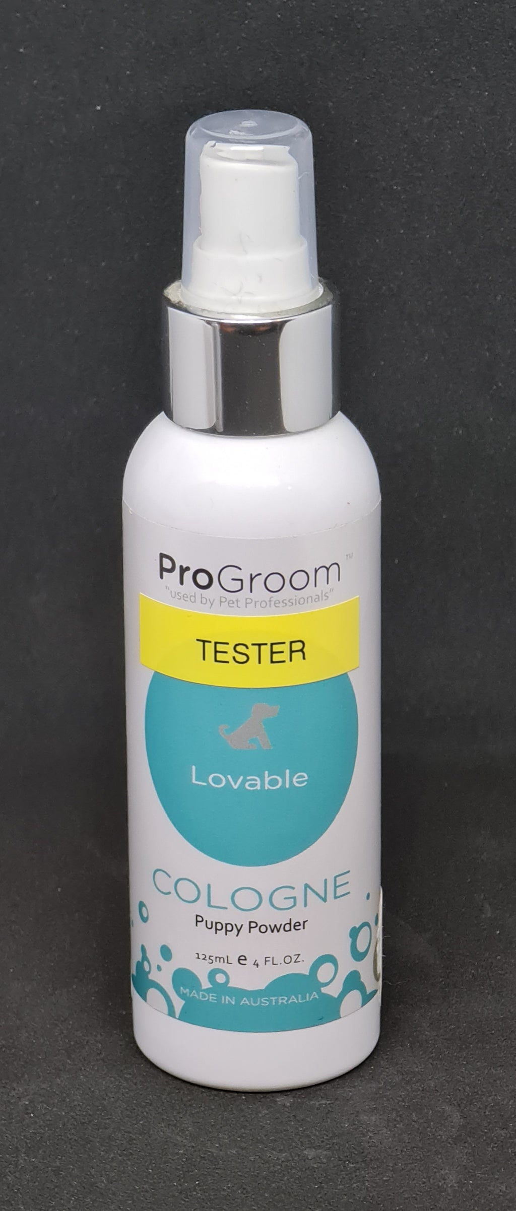 Progroom Dog Cologne - Lovable 125ml