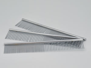 Stainless Steel Metal Comb
