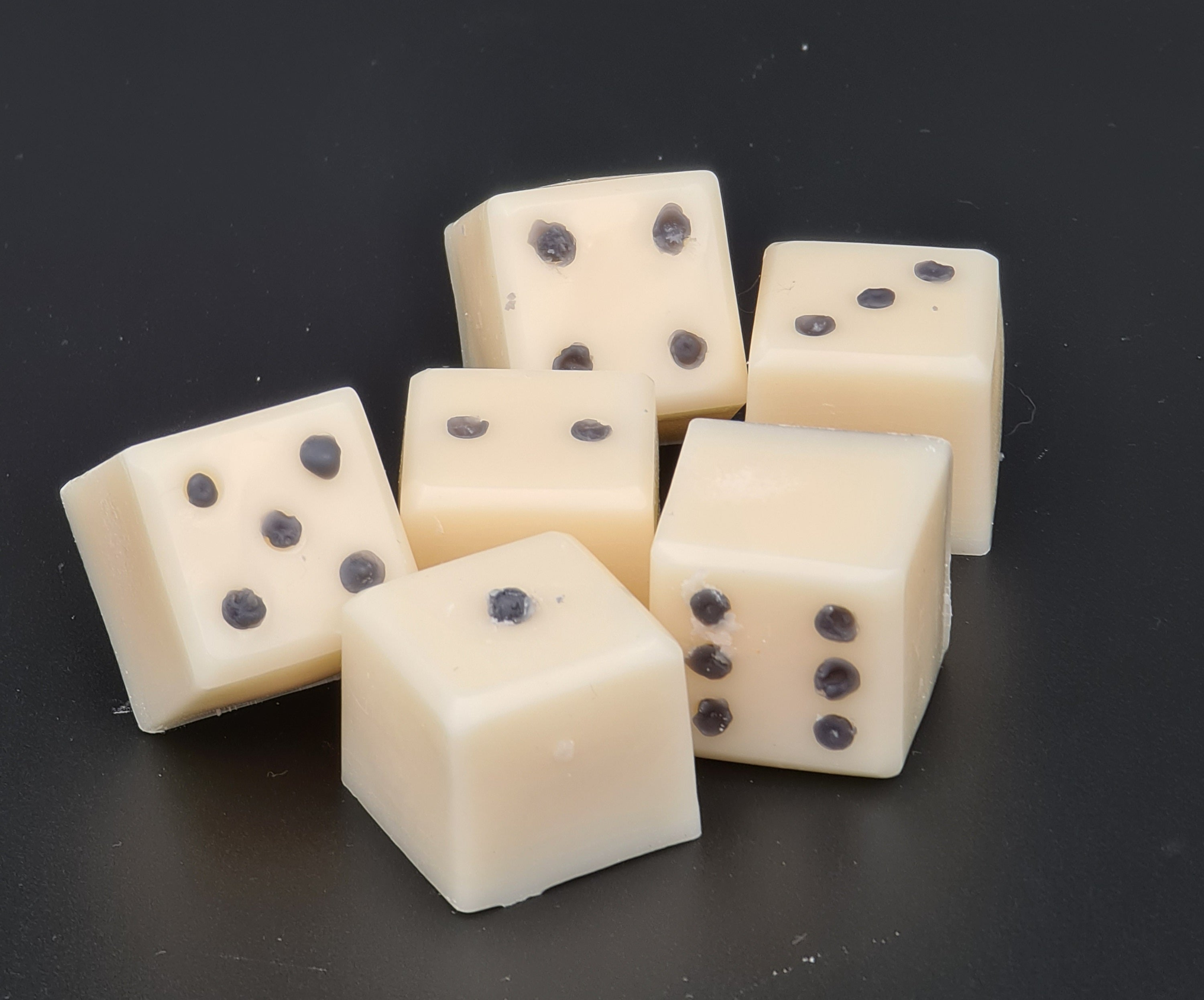 Dice melts
