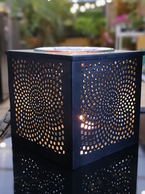 Tea light melt warmer (metal)