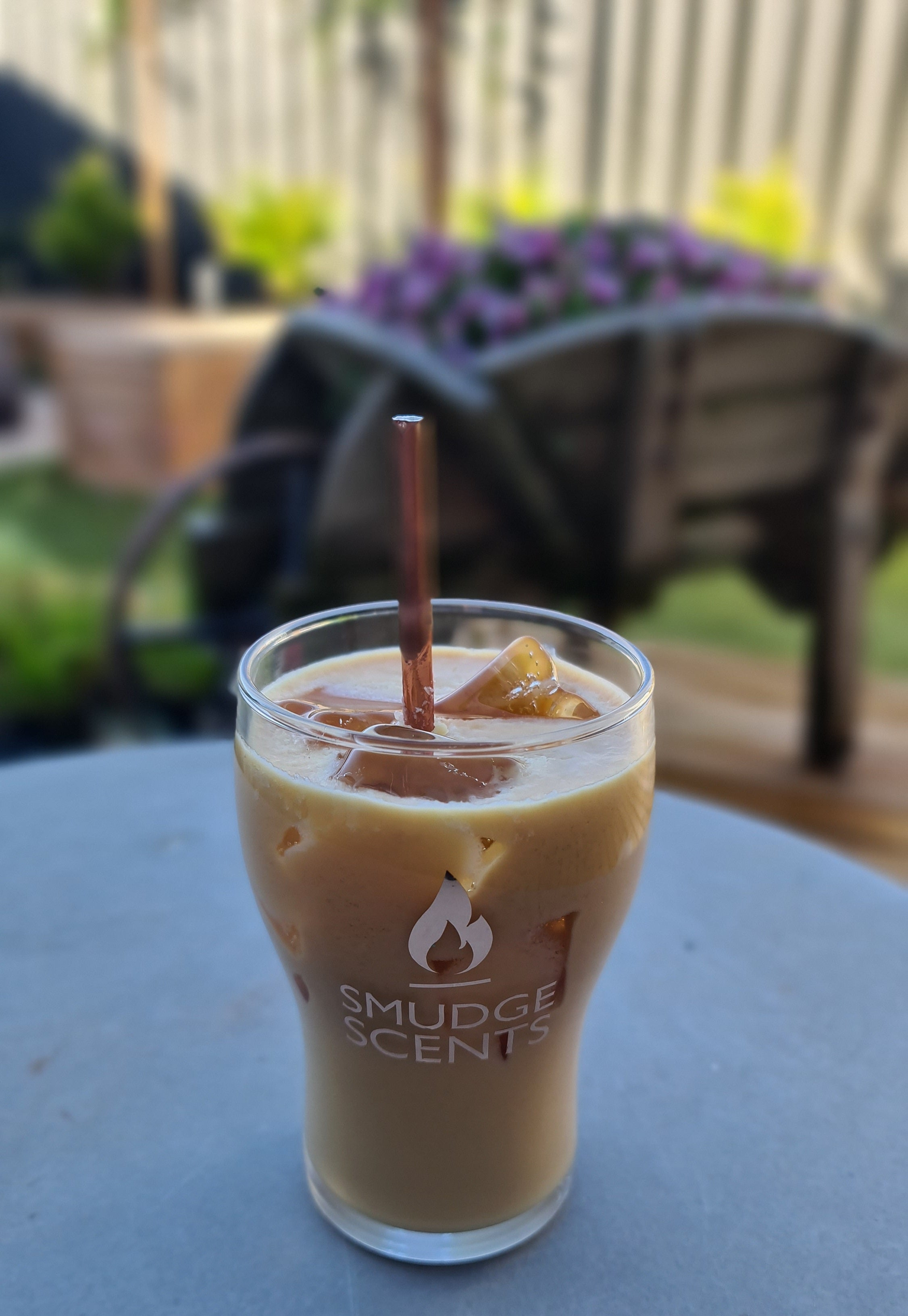 Iced Coffee Candle