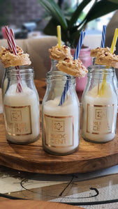Novelty Milk & Cookies drink