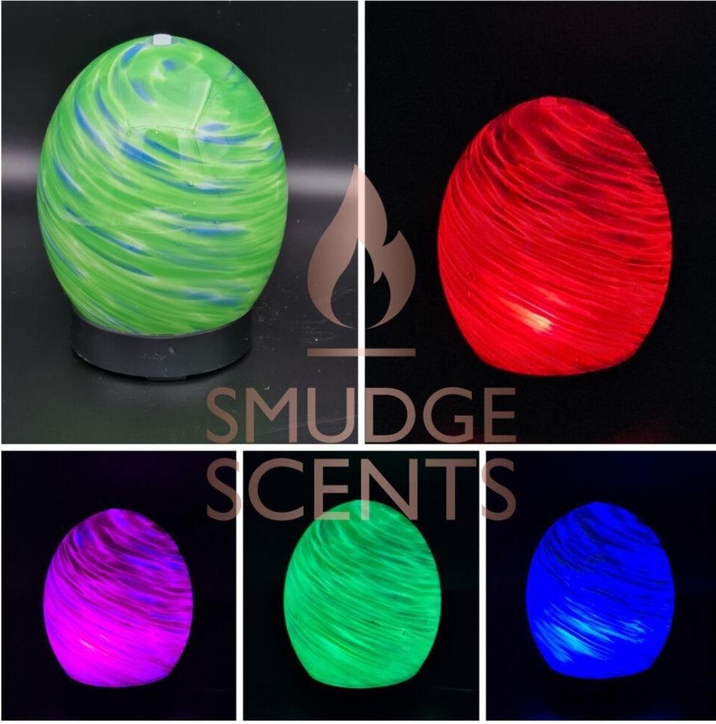 Diffuser egg teal/ green