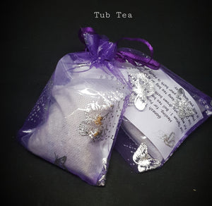 Crown Chakra Tub Tea