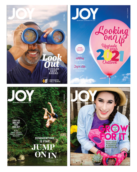 JOY Magazine 1-Year Subscription