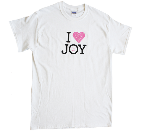 I Heart Joy to Life Tee