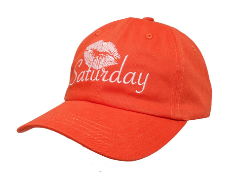 Kiss Cap/Saturday Cap