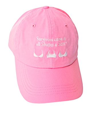 All Shapes & Sizes Cap