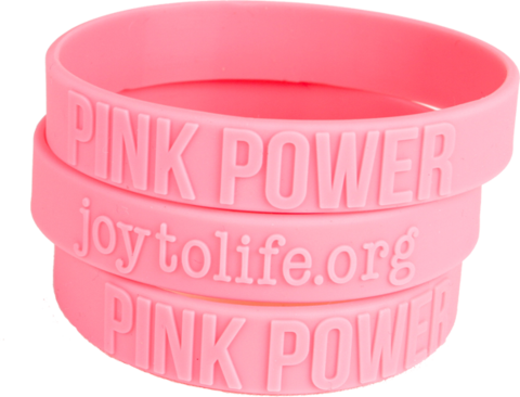 Pray in Pink 10-10-10 bundle