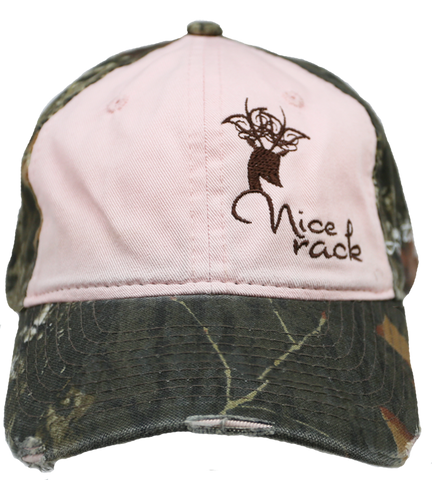 Nice Rack Ladies Mossy Oak Hat