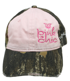 Pink Is Chic Ladies Mossy Oak Hat