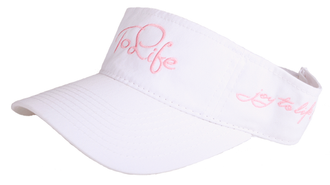 To Life Ladies Visor