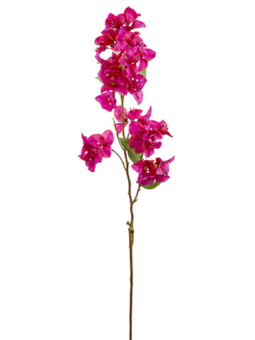 "38"" Bougainvillea Spray  Orchid Red (pack of 12)"