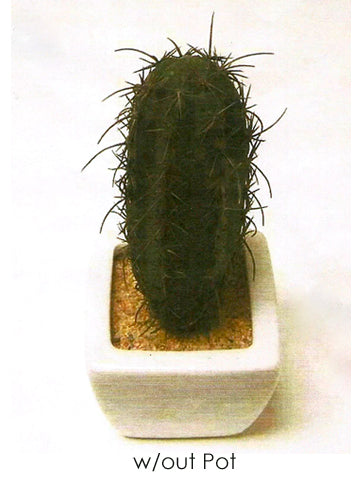 "6"" Saguaro Cactus  Green Gray (pack of 18)"