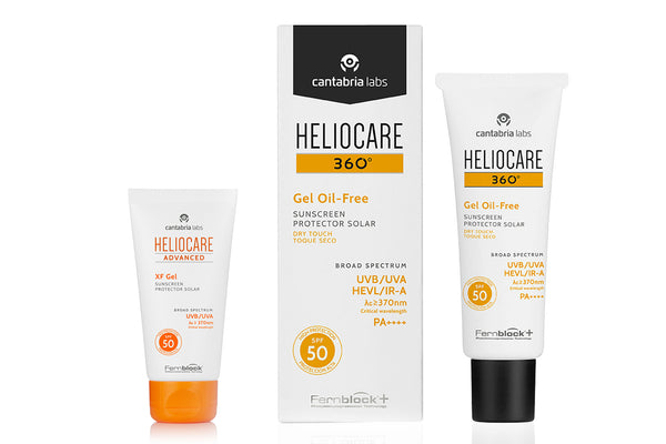 Heliocare XF Gel discontinuation notice