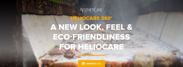 A new look, feel & eco-friendliness for Heliocare