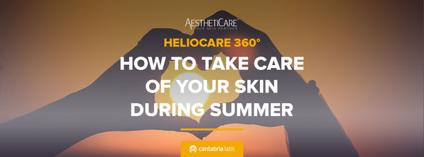 How to take care of your skin during summer