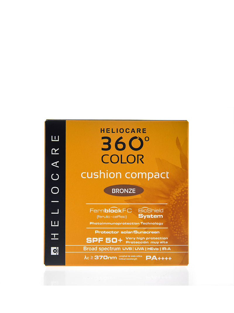 Bronze Color Compact