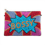 Sequin Clutch Handbag