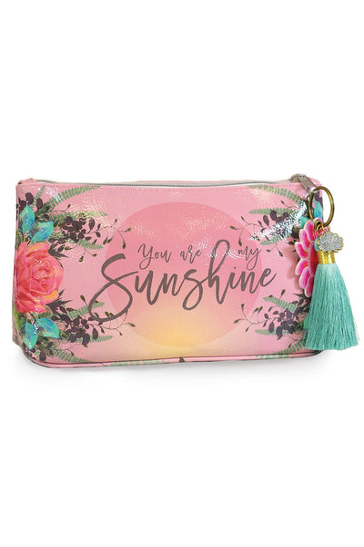 Sunshine Small Accessory Pouch
