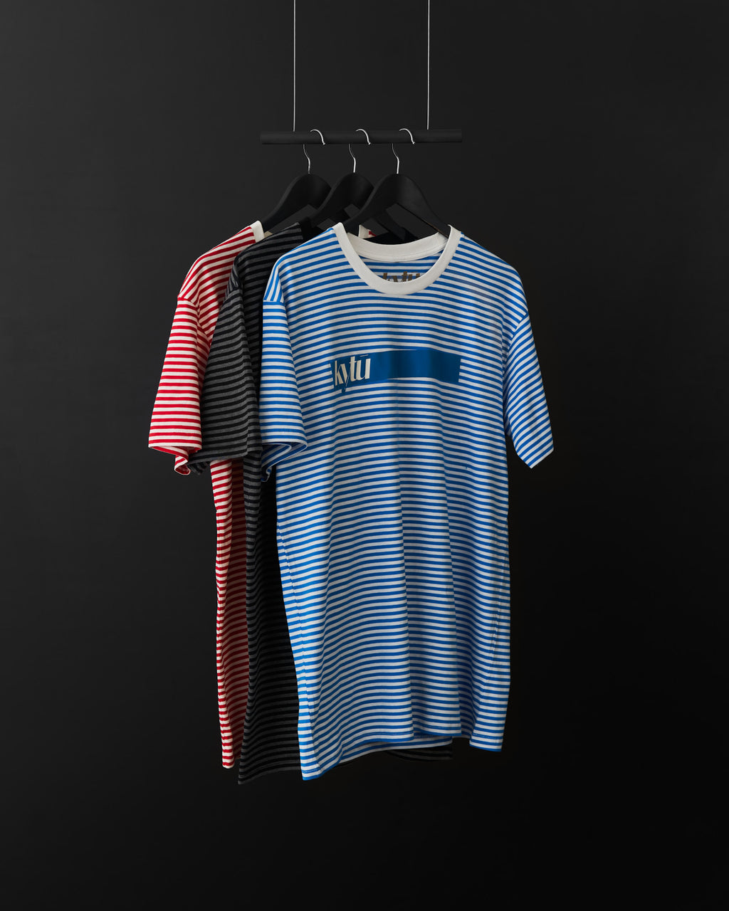 *Rarity Edition* Puff Block Striped Tee
