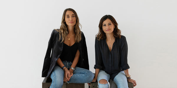 Meet Rasha & Dana, Co-Founders of Kinzzi
