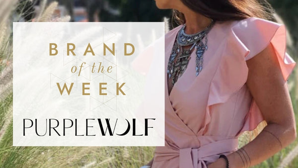 Brand of the Week: Purple Wolf Clothing