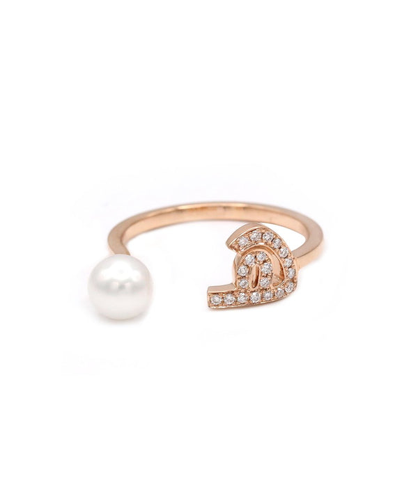Ha Pearl Ring (H)