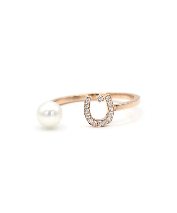 Noon Pearl Ring (N)