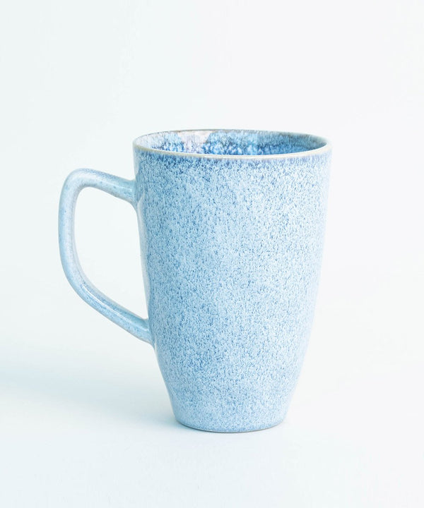 Prickly Pear Aida 300ml Ceramic Mug - Blue