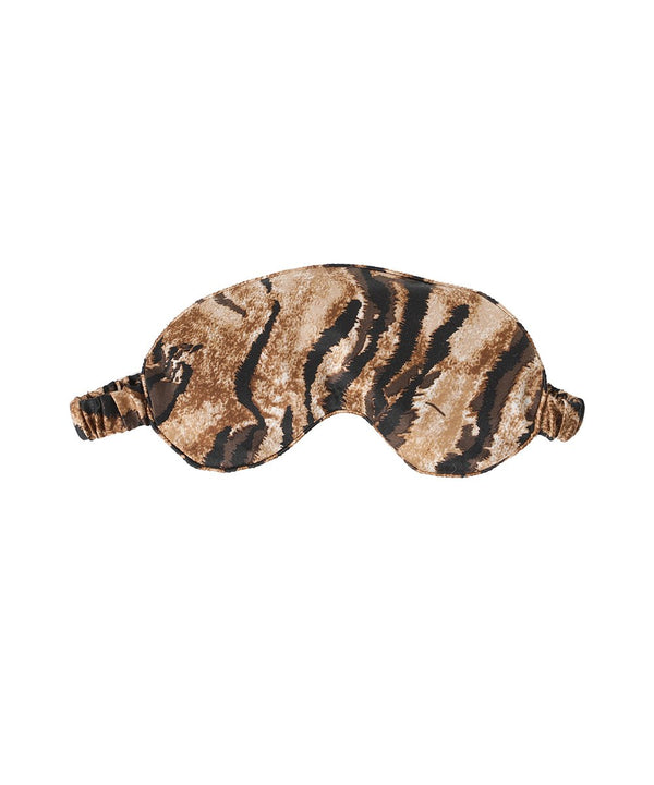Silk Eye Mask - Animal Print